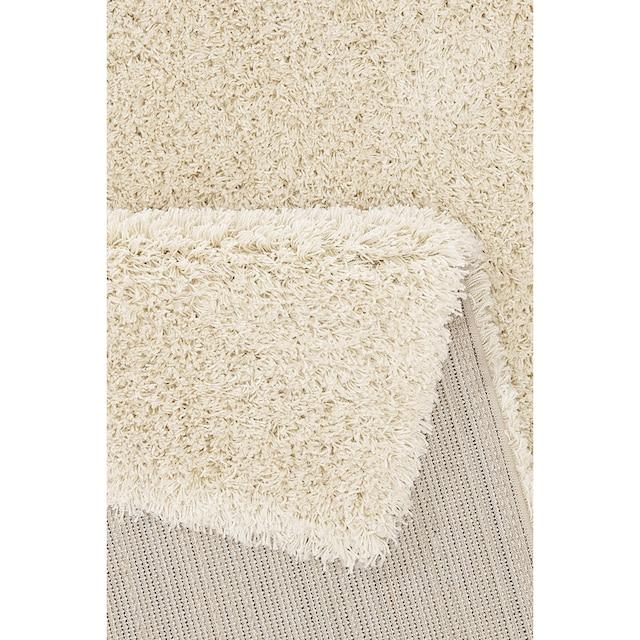 Hochflor-Teppich, »Denver«, merinos, rechteckig, Höhe 50 mm, maschinell gewebt
