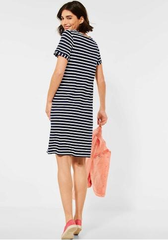 Cecil Jerseykleid, im maritimen Look, mit Streifen kaufen