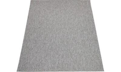 Home affaire Teppich »Venedig«, rechteckig, 5 mm Höhe, Sisal-Optik, In- und Outdoor geeignet, Wohnzimmer kaufen