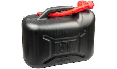 WALSER Benzinkanister, für Benzin, 20l kaufen