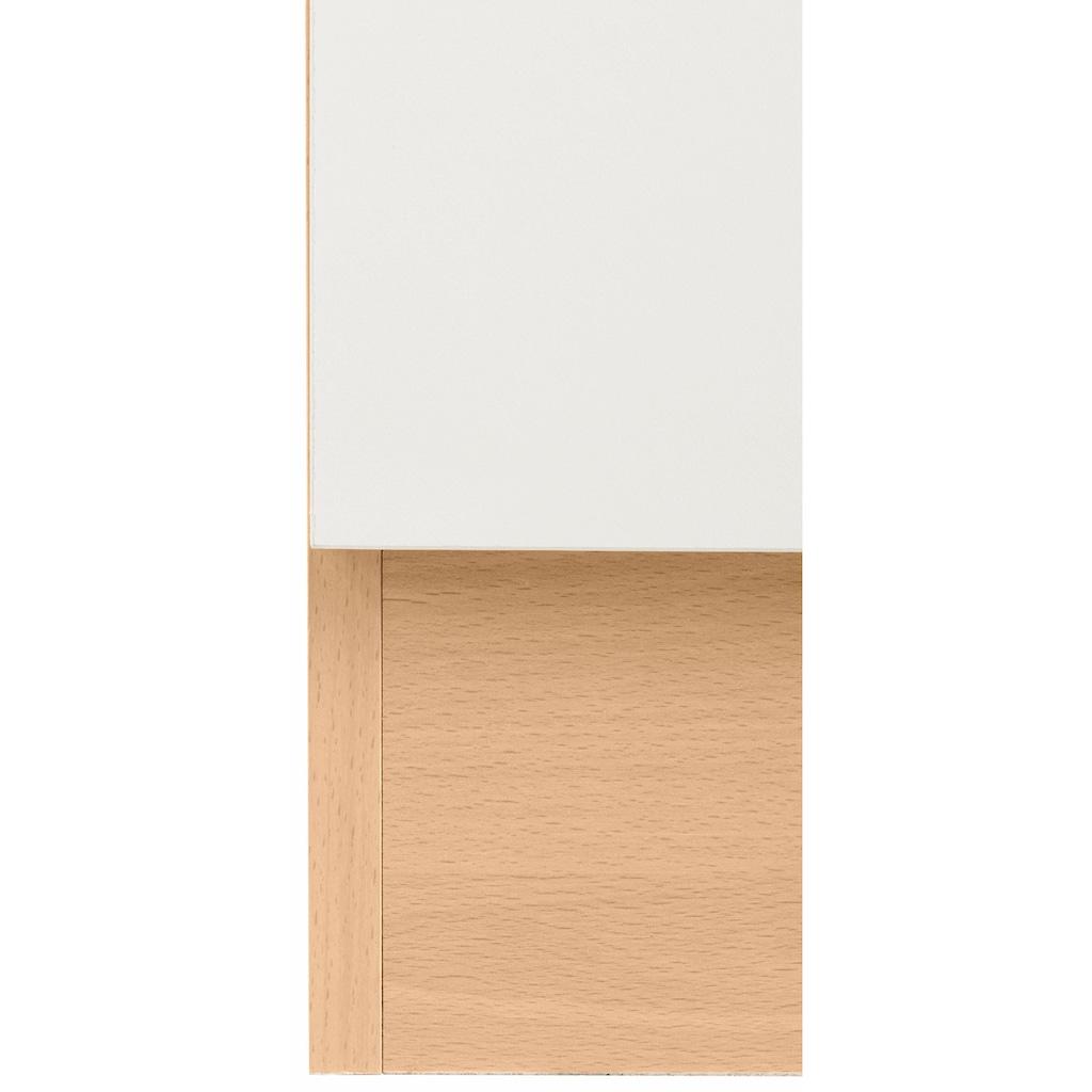 OPTIFIT Unterschrank »Odense«, 50 cm breit, mit 1 Schubkasten und 2 Auszügen, mit 28 mm starker Arbeitsplatte