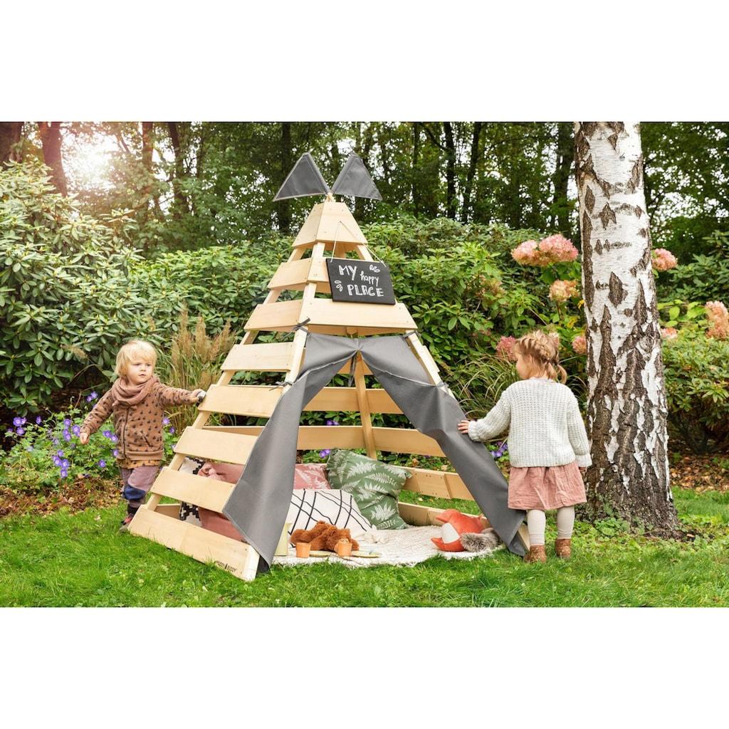 MUDDY BUDDY® Tipi-Zelt »Dreamer«, für Kinder, BxLxH: 135x135x170 cm