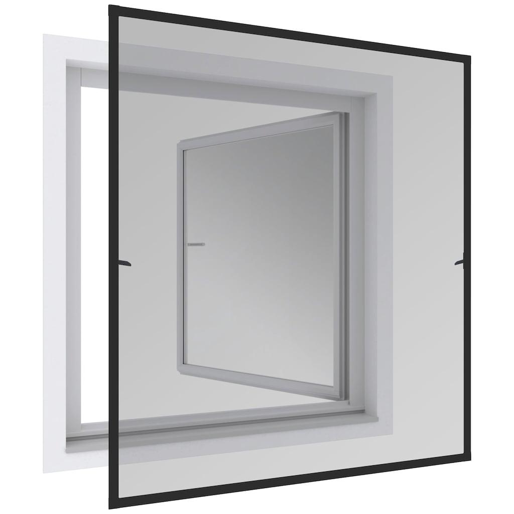 Windhager Insektenschutz-Fenster »EXPERT Spannrahmen«, BxH: 140x150 cm