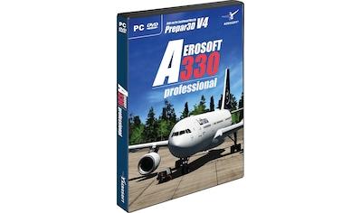 Aerosoft A330 professional PC kaufen