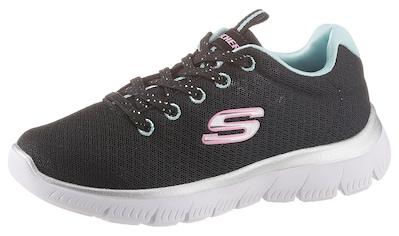 Skechers Kids Sneaker »Summits«, mit farbiger Logoapplikation kaufen
