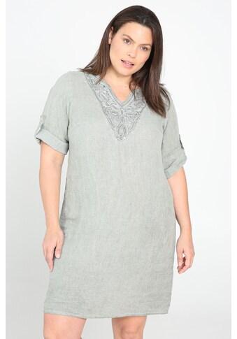 Paprika Blusenkleid »V - Ausschnitt Uniform« kaufen