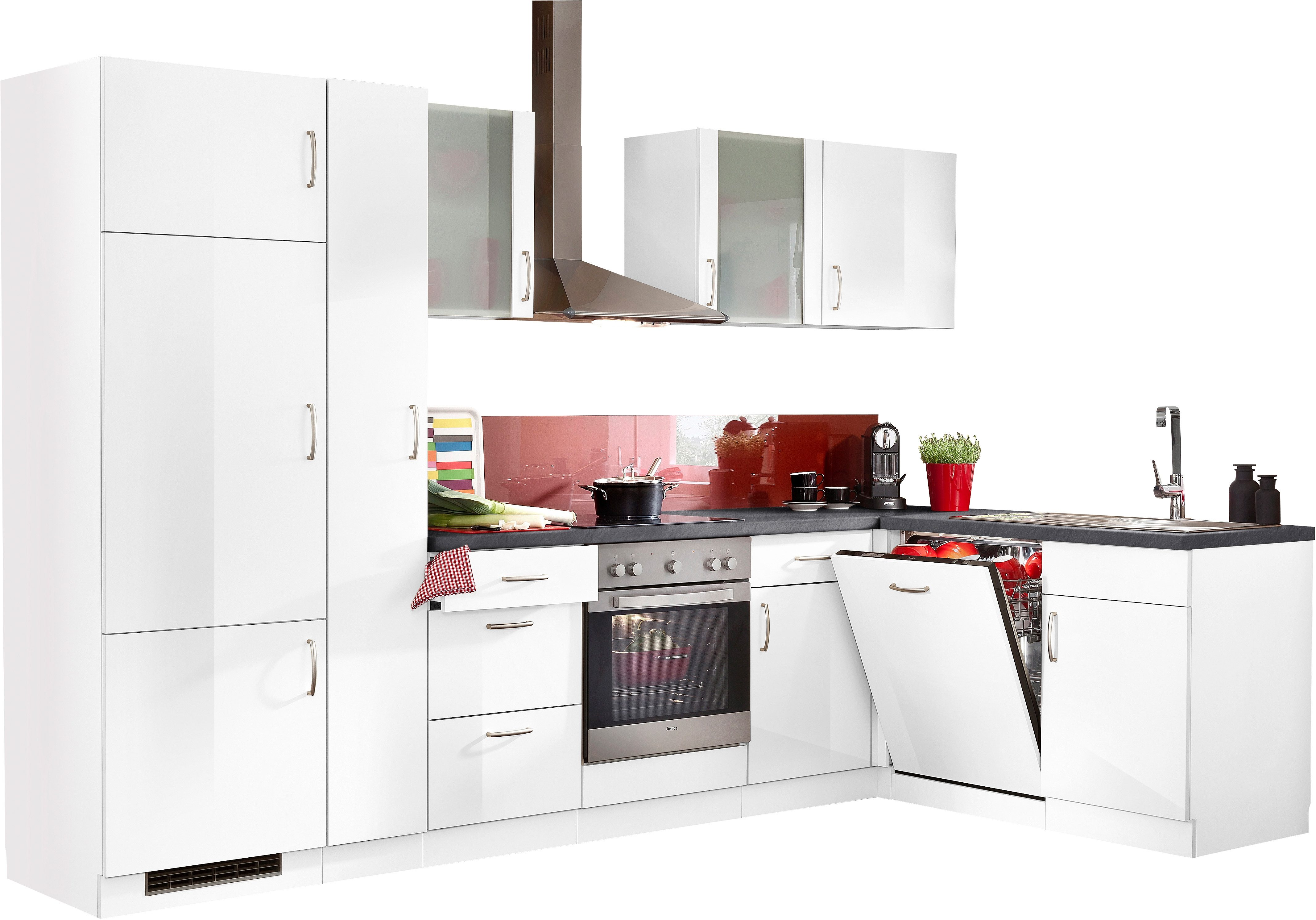 wiho Küchen Winkelküche Brüssel