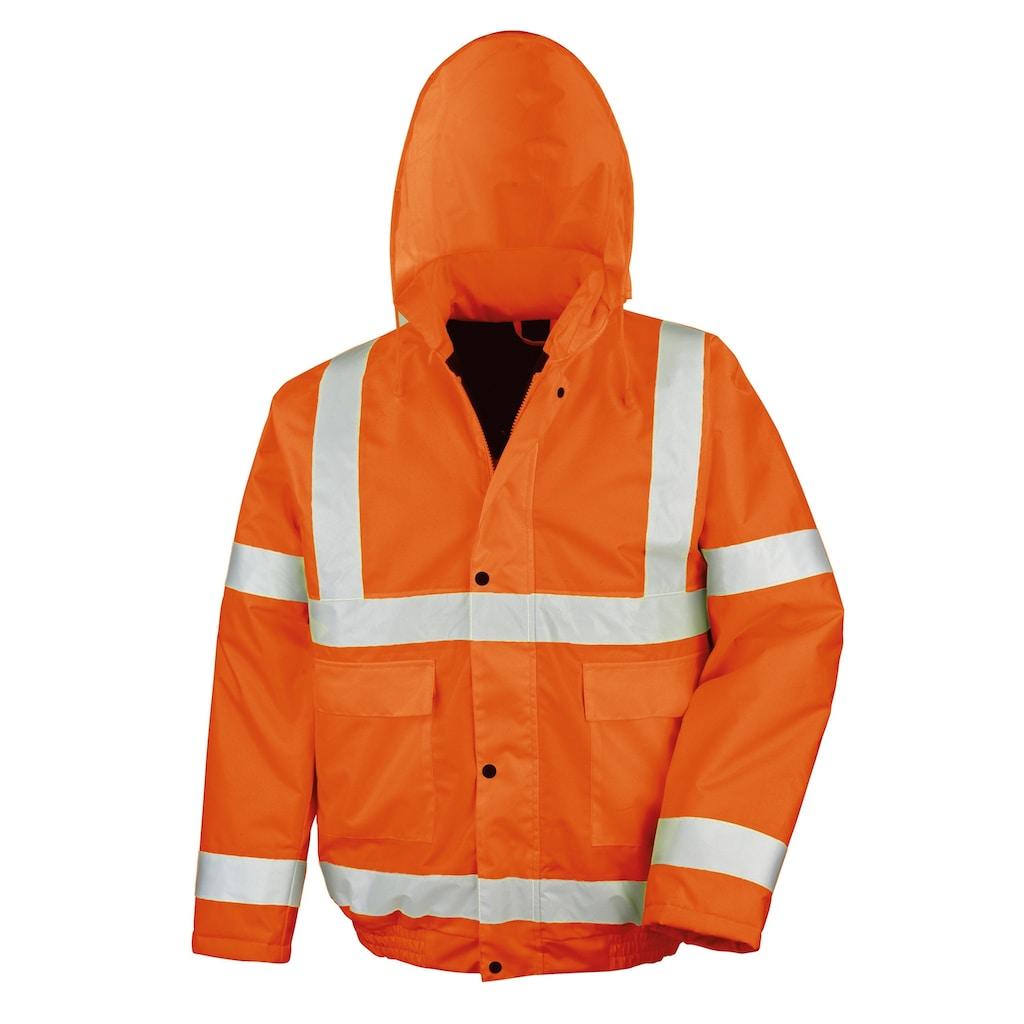 Result Winterjacke »Core High Viz Winter Jacke, Wasser und Wind abweisend (2 Stück/Packung)«
