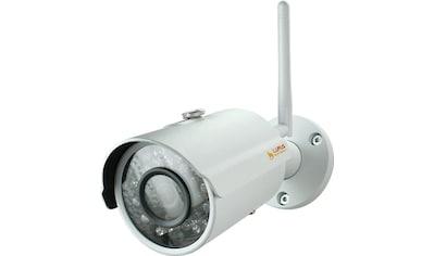 LUPUS ELECTRONICS »LE 201 Outdoor - Kamera, WLAN, Nachtsicht« Smart Home Kamera, Außenbereich, Innenbereich kaufen