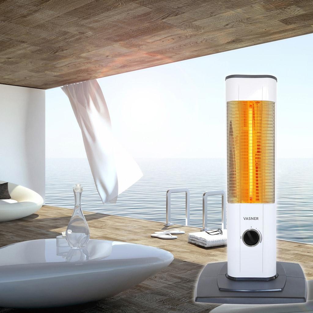 Heizstrahler »StandLine Mini 12«, 1200 W, 2 Heizstufen, Thermostat
