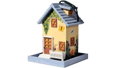 DOBAR Vogelhaus »Summer«, BxTxH: 18x18x23 cm kaufen
