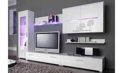 Wohnzimmermobel Hochglanz Online Kaufen Baur