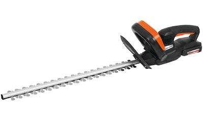 DELTAFOX Akku - Heckenschere »DG - CHT 2014«, 50 cm Schnittlänge, mit Akku und Ladegerät kaufen