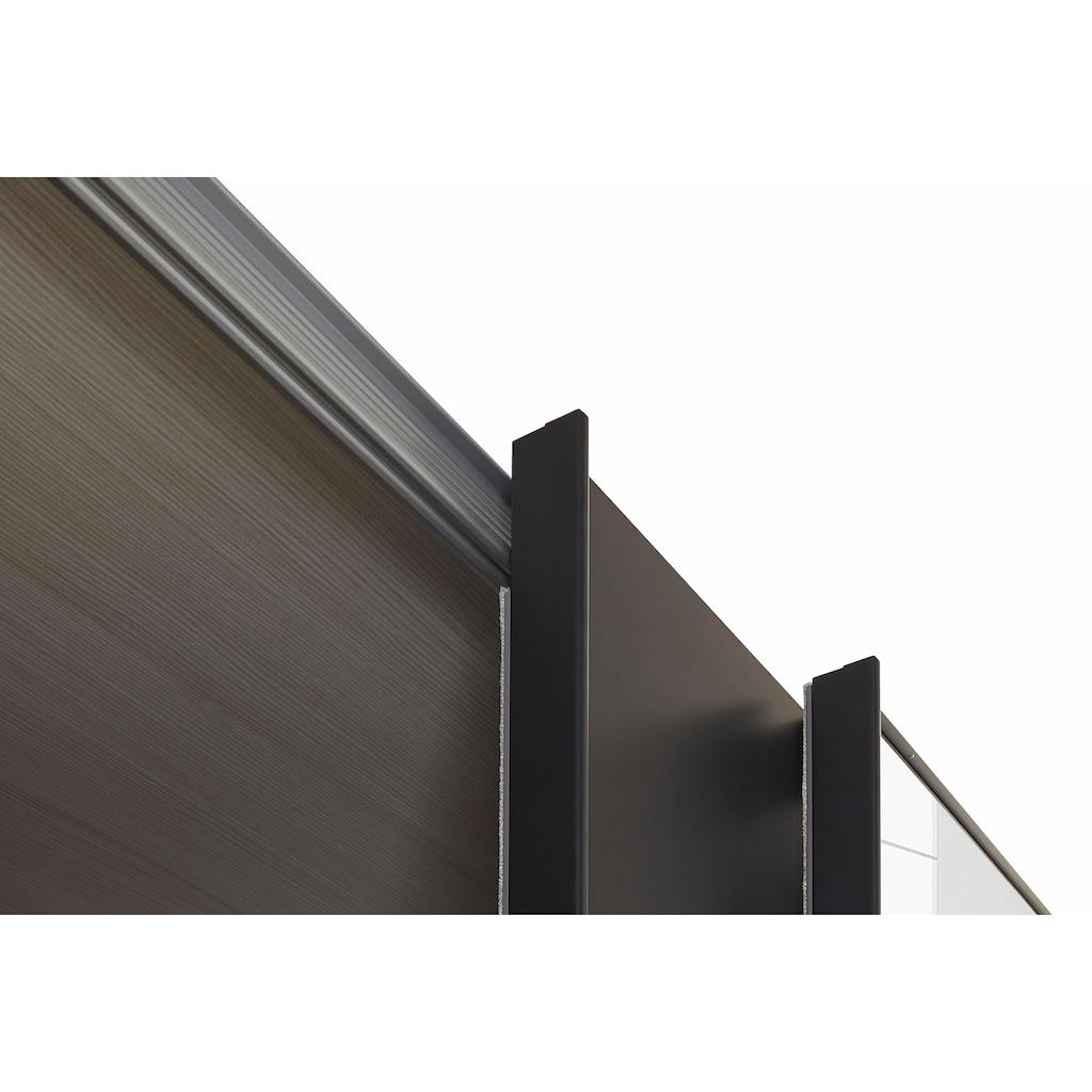 rauch BLACK Schwebetürenschrank »20UP«