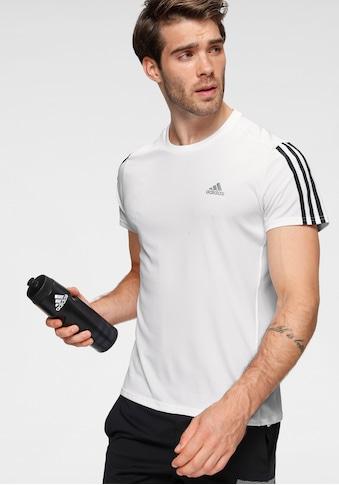 adidas Performance Laufshirt »RUN 3 STRIPES TEE« kaufen