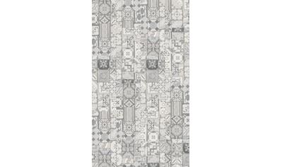 PARADOR Vinylboden »Trendtime 5.50 - Ornamentic Grey«, 90,8 x 39,6 cm, Stärke 5 mm, 2,1 m² kaufen