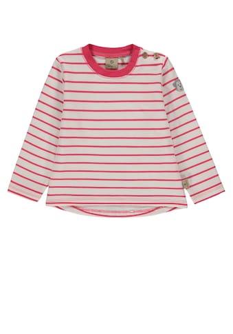 Bellybutton Sweatshirt klassisch gestreift kaufen