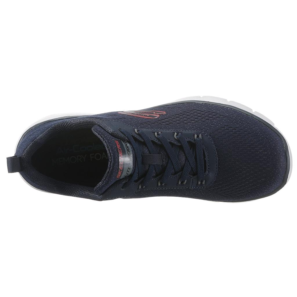 Skechers Sneaker, mit weichem Schaftrand
