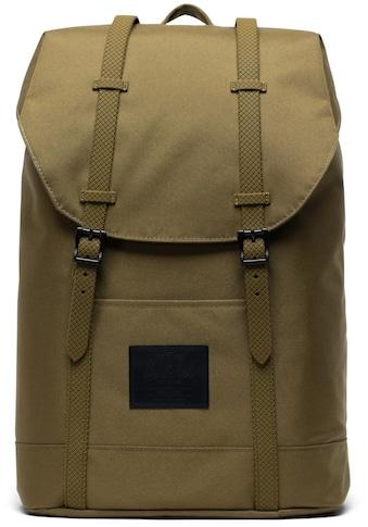 Herschel Laptoprucksack »Retreat  -  Khaki Green« kaufen