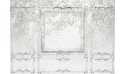 Komar Fototapete »Patina Panels«, Steinoptik-abstrakt kaufen
