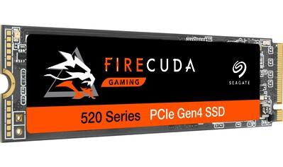 Seagate »FireCuda 520« Gaming - SSD kaufen
