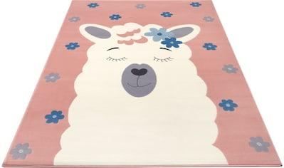 Kinderteppich, »Alpaca Charly«, HANSE Home, rechteckig, Höhe 9 mm, maschinell gewebt kaufen
