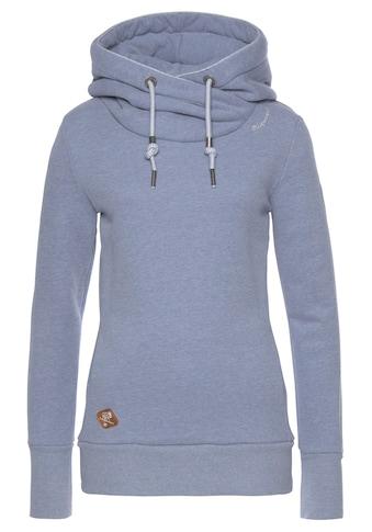Ragwear Sweatshirt »GRIPY BOLD«, mit rustikalen Kordel-Akzenten kaufen