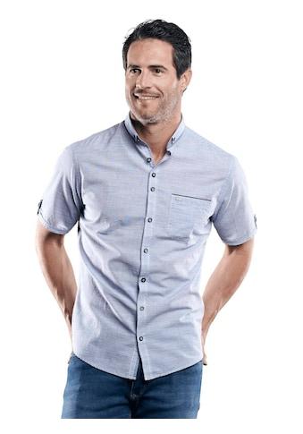 Engbers Hemd mit dezenten Kontrastdetails kaufen