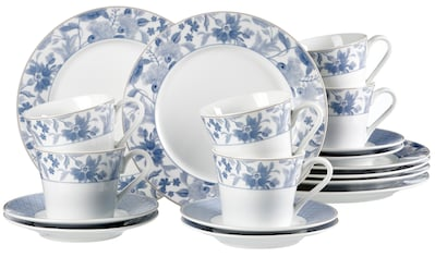 "Ritzenhoff & Breker Kaffeeservice ""Madras"" (18 - tlg.), Porzellan kaufen"