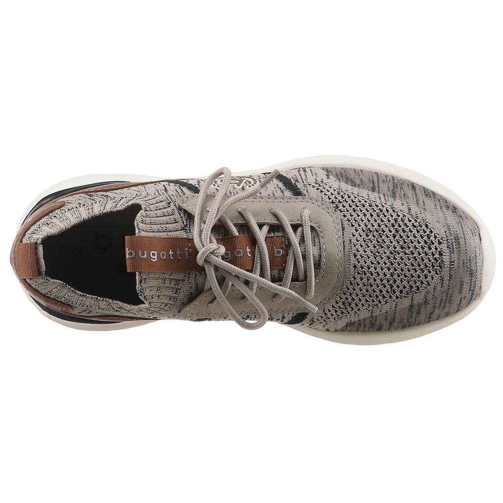 bugatti Sneaker »Landcaster«, zum Schlupfen