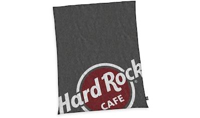 Wohndecke »Hard Rock«, kaufen