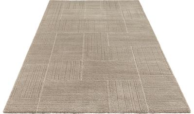 ELLE Decor Teppich »Castres«, rechteckig, 14 mm Höhe, Wohnzimmer kaufen