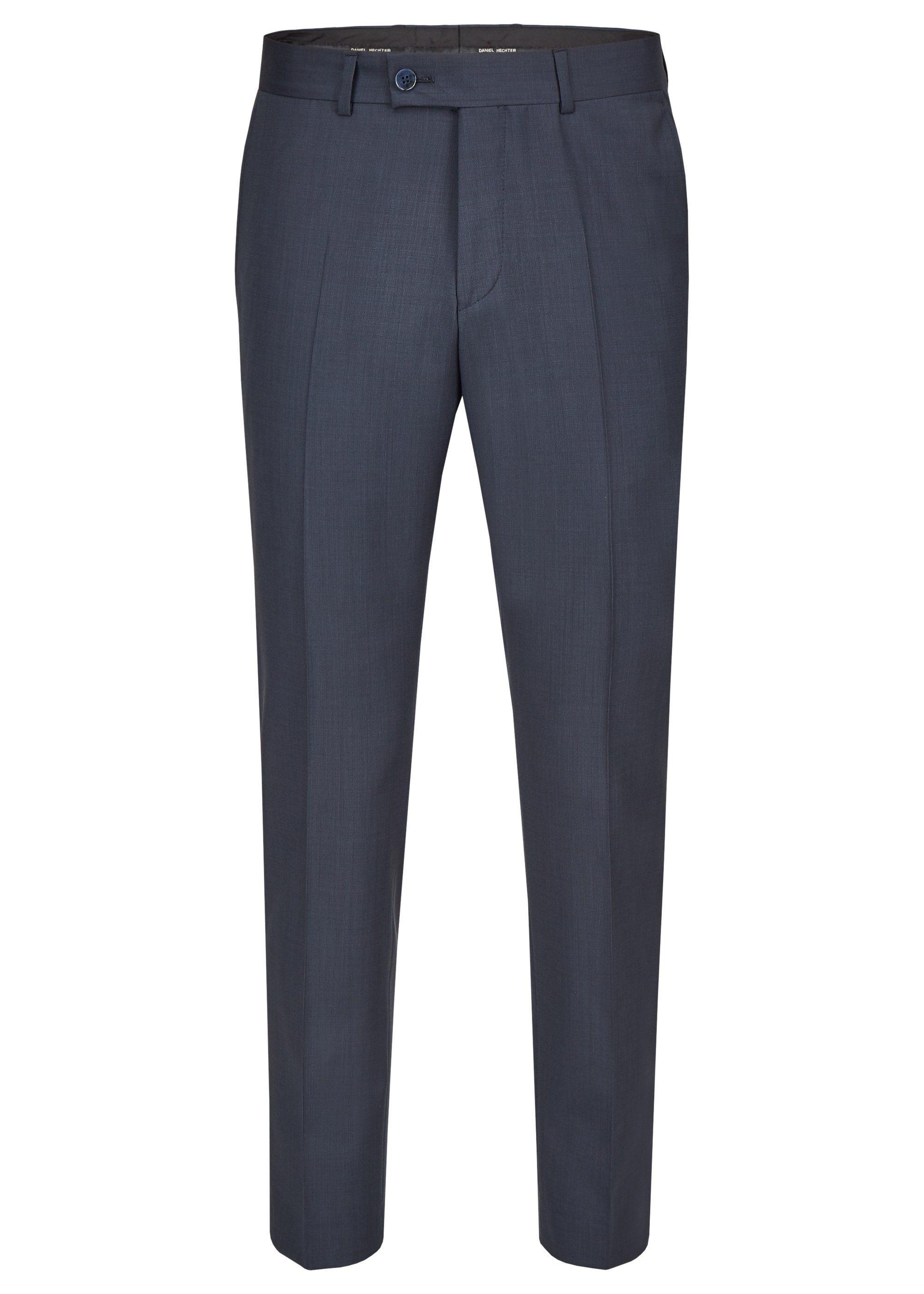 Daniel Hechter Anzughose | Bekleidung > Hosen | Blau | Schurwolle | Daniel Hechter