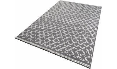 Teppich, »Chain«, Zala Living, rechteckig, Höhe 9 mm, maschinell gewebt kaufen