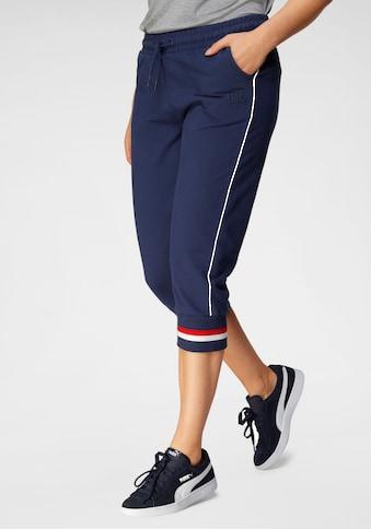 H.I.S Caprihose »Athleisure 3/4-Pants«, Große Größen kaufen