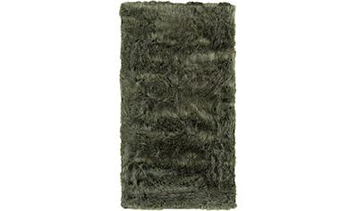 LUXOR living Fellteppich »Lupus«, rechteckig, 72 mm Höhe, Kunstfell, Wohnzimmer kaufen