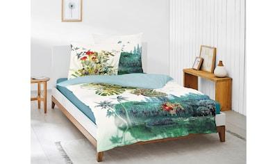 Irisette Wendebettwäsche »Juwel-K 8895«, mit tropischem Muster kaufen