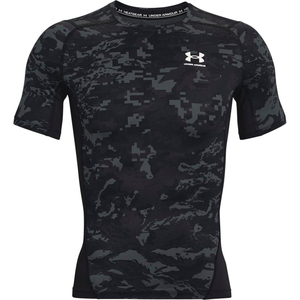 Under Armour® Trainingsshirt »UA HG Armour Camo Comp SS«