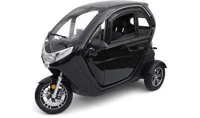 """Didi THURAU Edition Elektromobil »Elektro - Kabinenroller """"eLizzy"""" mit Vorort - Einweisung«, 45 km/h kaufen"""