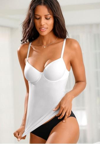 LASCANA Schalen - BH - Hemd »Invisible Pink« kaufen