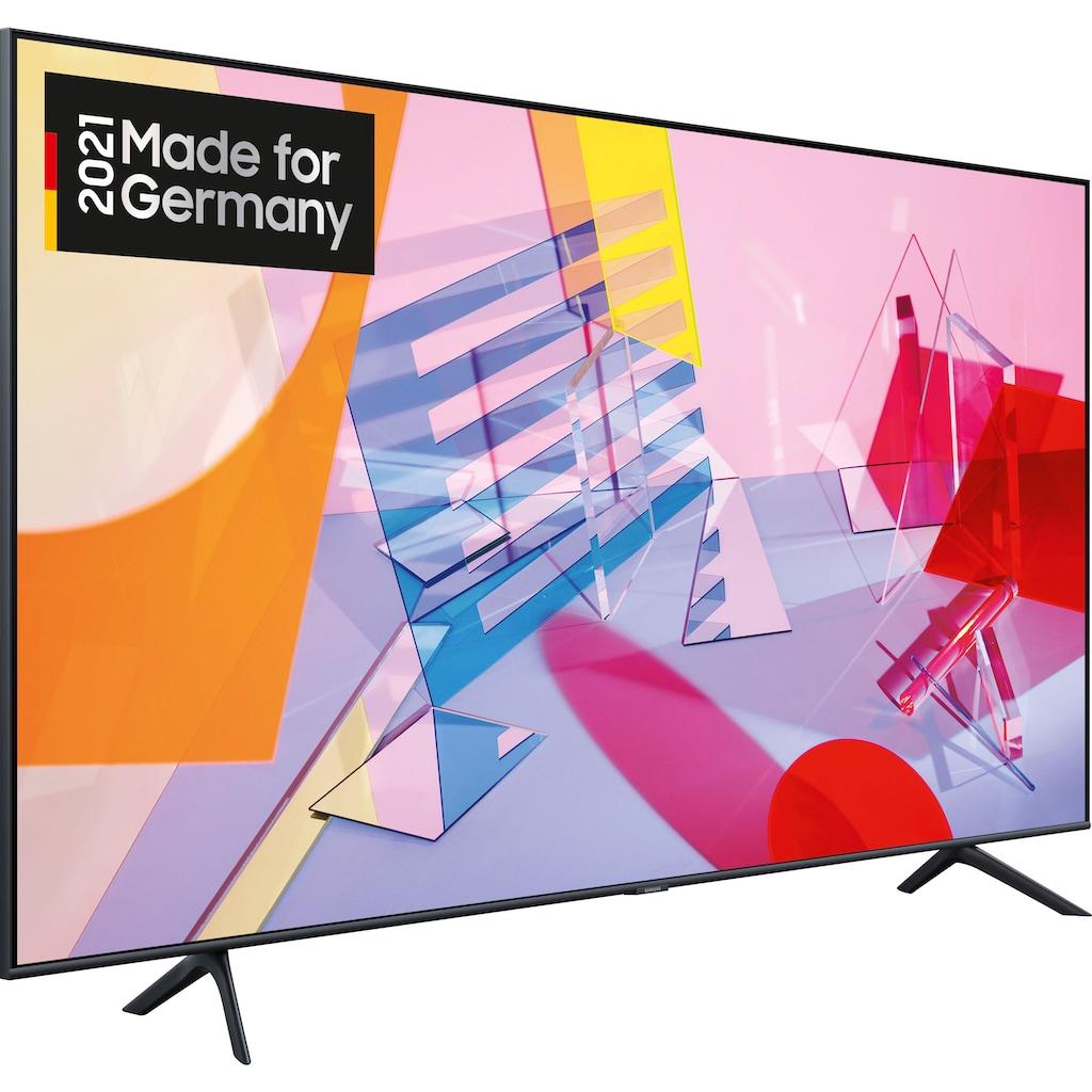 "Samsung QLED-Fernseher »GQ85Q60T«, 214 cm/85 "", 4K Ultra HD, Smart-TV"