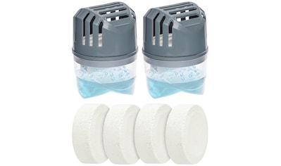 WENKO Luftentfeuchter »Feuchtigkeitskiller Grau«, inklusive 4 Nachfüller kaufen