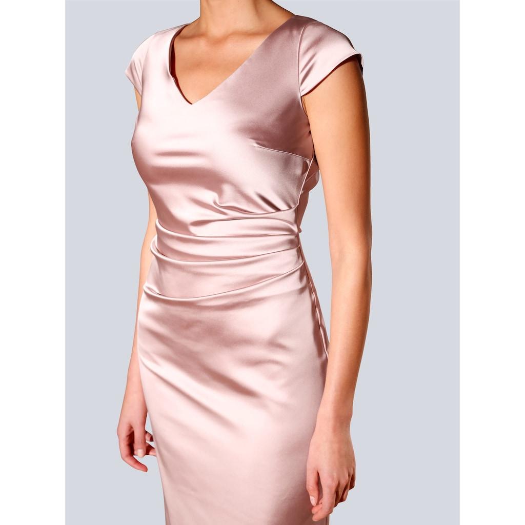 Alba Moda Abendkleid, in eleganter Maxilänge