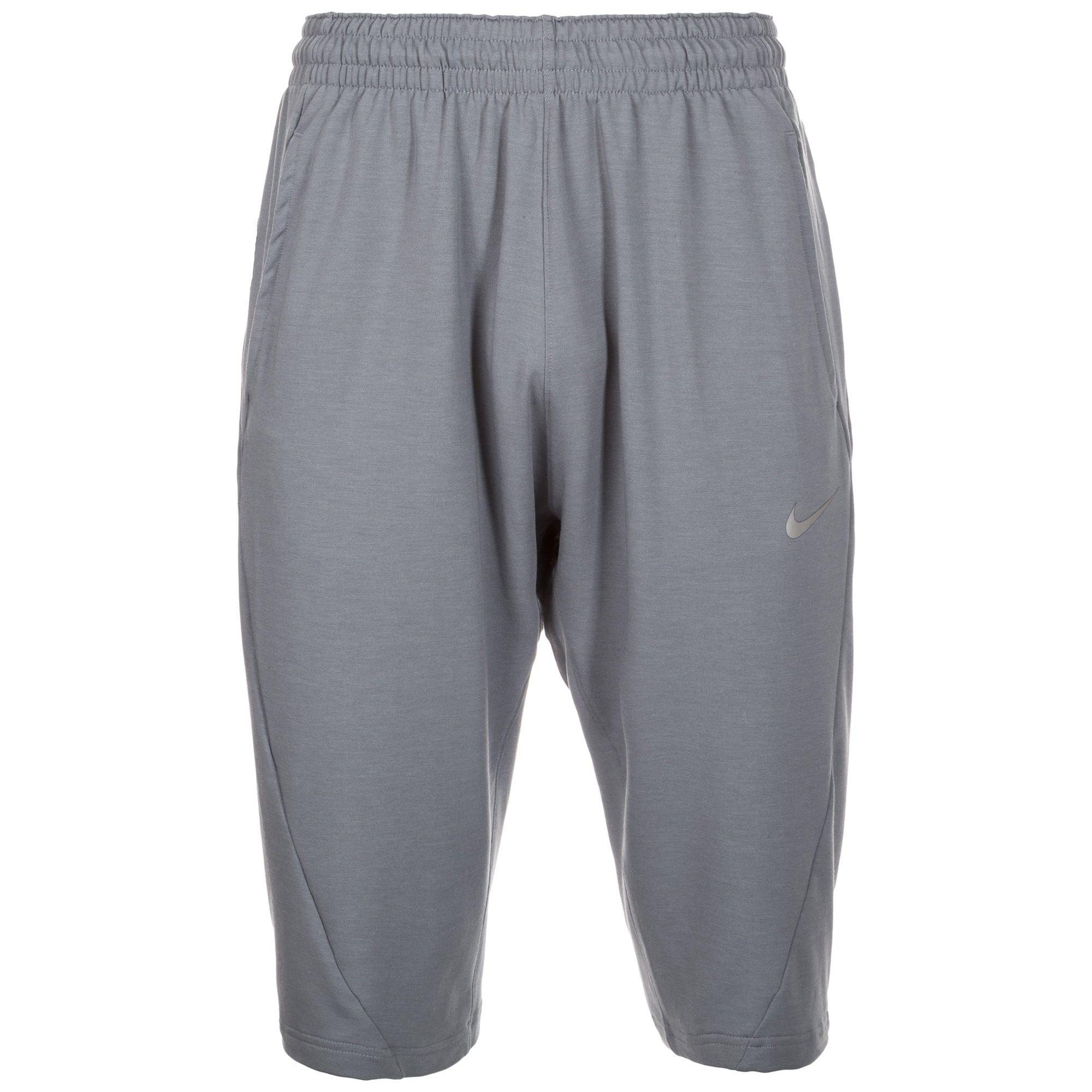 Nike Dry Basketballshort Herren | Sportbekleidung > Sporthosen > Basketballshorts | Grau | Viskose - Polyester - Elasthan | Nike