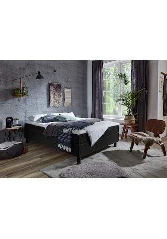 ATLANTIC home collection Boxbett, ohne Kopfteil, mit Topper, wahlweise mit oder ohne Bettwaren kaufen
