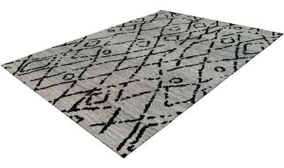 Teppich, »Corton«, andas, rechteckig, Höhe 10 mm, handgewebt kaufen
