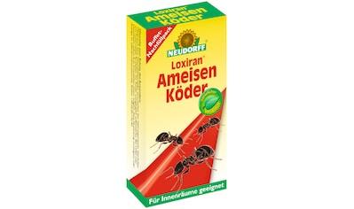 NEUDORFF Insektenvernichter »Loxiran Ameisen Köder«, 40 ml kaufen