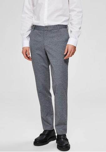 SELECTED HOMME Anzughose »SLIM - JERSEY FLEX PANTS« kaufen