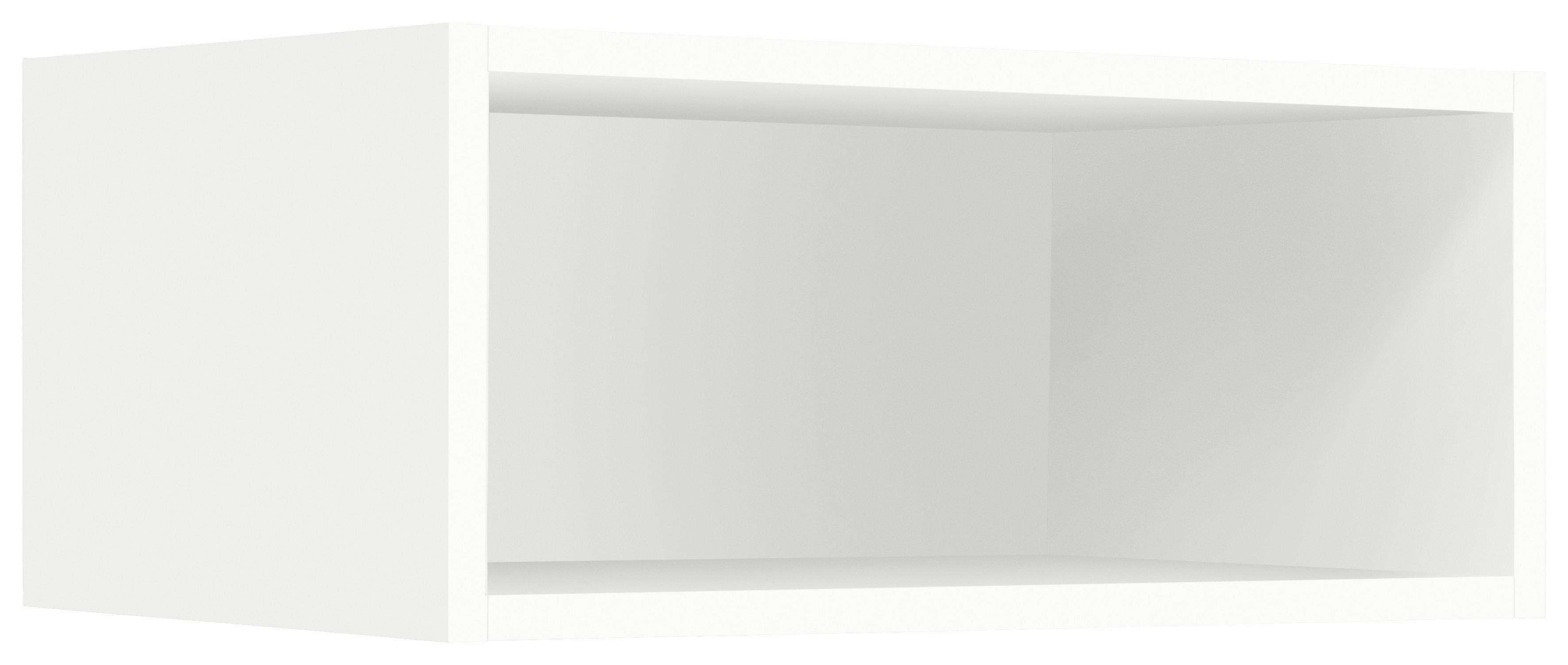 WIHO-Küchen Hängeregal »Flexi2«, Breite 50 cm | Küche und Esszimmer > Küchenregale > Küchen-Standregale | Weiß | Melamin | Wiho Küchen