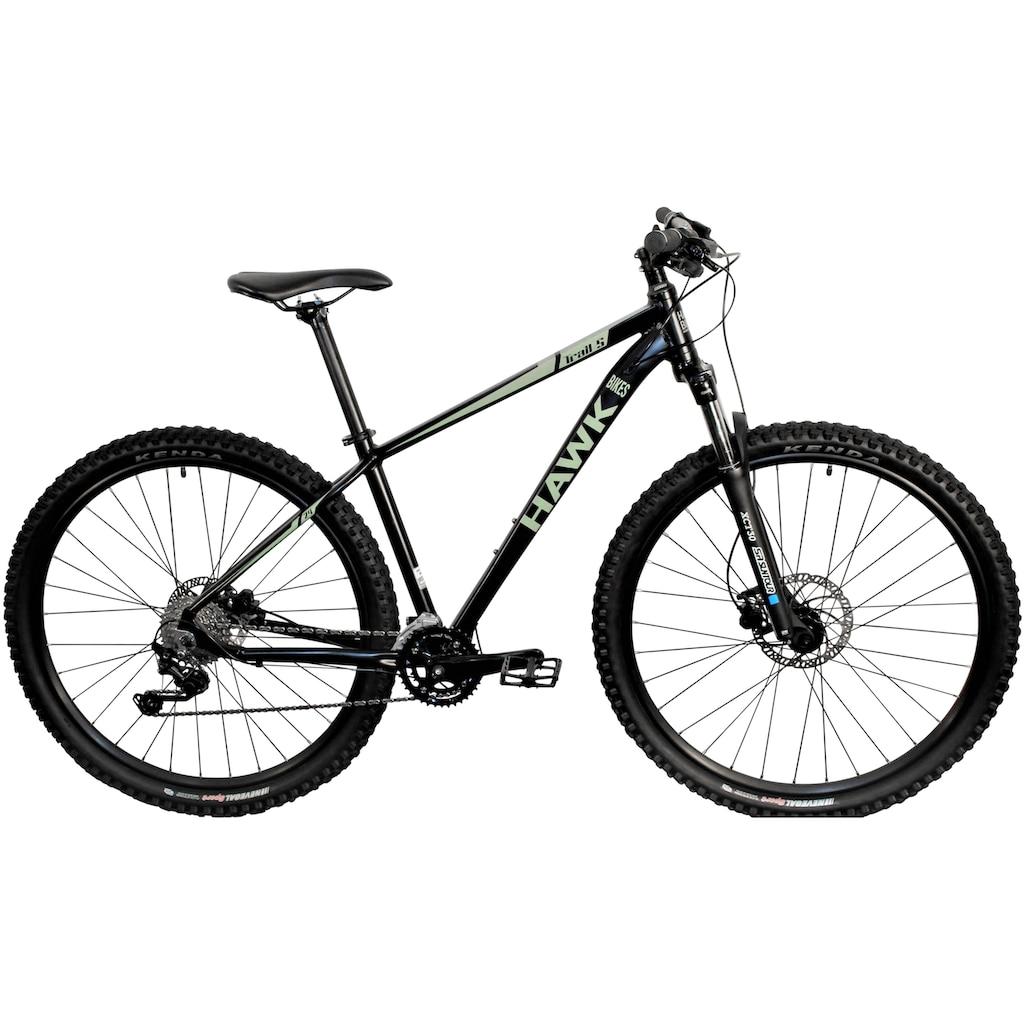 "HAWK Bikes Mountainbike »HAWK Trail Five 29""«, 20 Gang, Shimano, Deore Schaltwerk, Kettenschaltung"